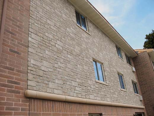 Beaver Dam Apartment Complex Rehab Built with EnduraMax Wall System