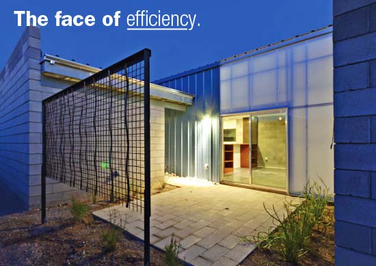 Integra Wall System: Thermal Efficiency