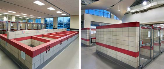 Anne Cox Chambers Adoption Center Built with Astra-Glaze SW+