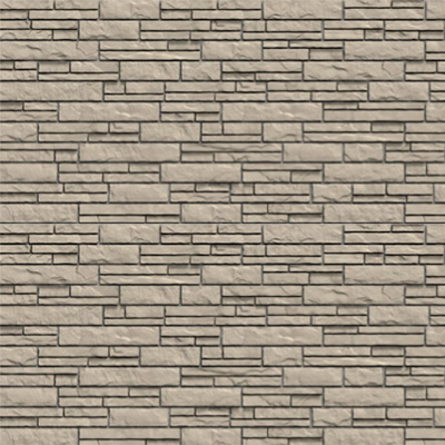 Lamina Stone Laid with 50% Solid Jumper Ratio Pattern