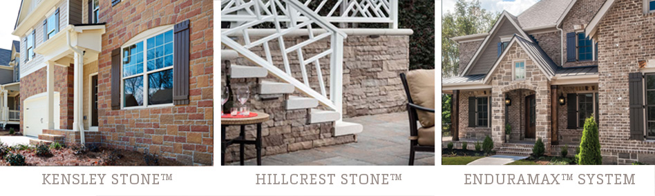 Kensley Stone, Hillcrest Stone & the EnduraMax System