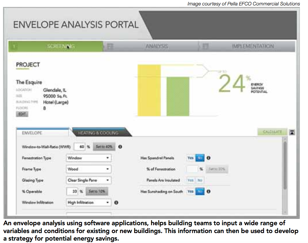 Envelope Analysis Portal