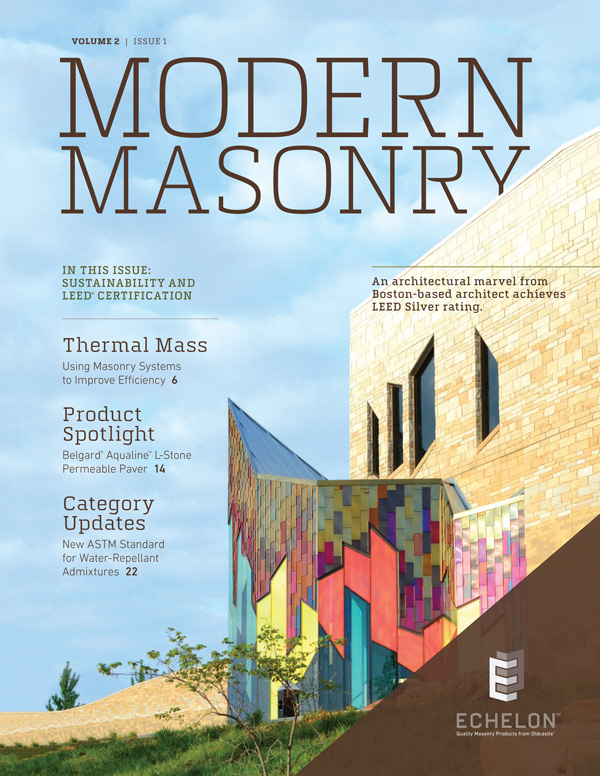 Modern Masonry Volume 2 Issue 1