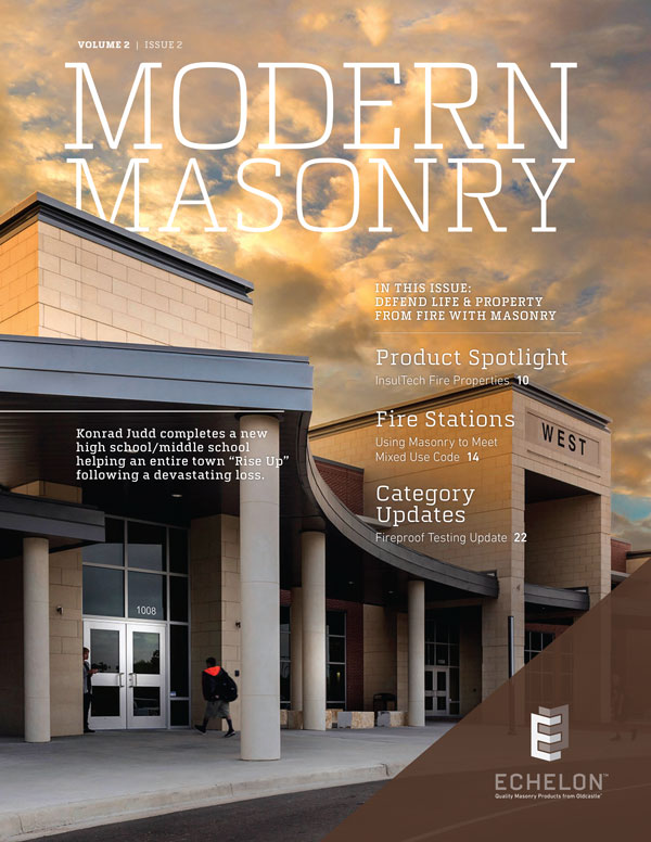 Modern Masonry Volume 2 Issue 2