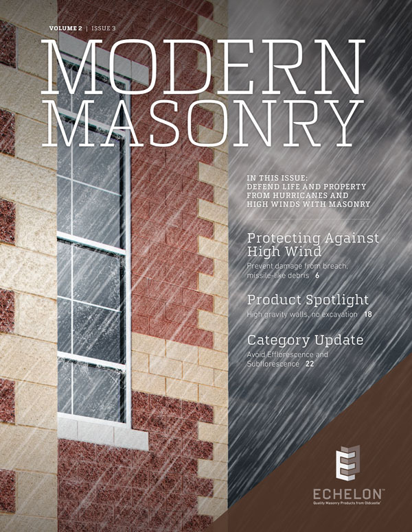 Modern Masonry Volume 2 Issue 3