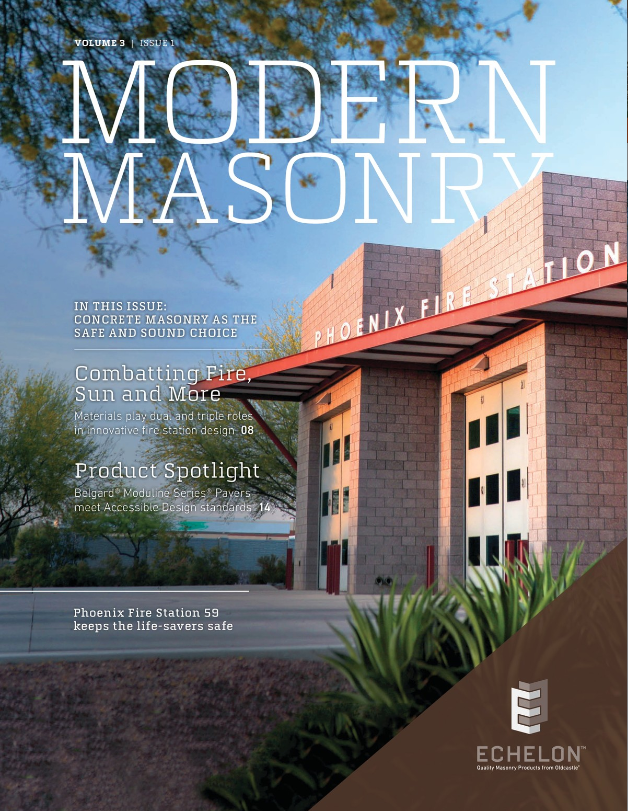 Modern Masonry Magazine Volume 3 Issue 1