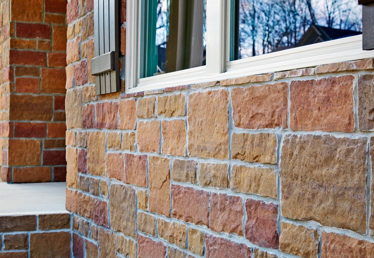 Stone Brick Veneer: Kensley Stone Thin Artisan Masonry Veneers From Echelon