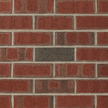 Enduramax clay brick frosted pepper