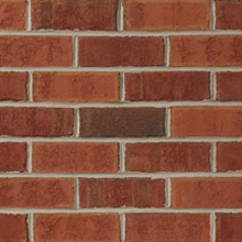 Enduramax clay brick autumn oak